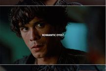 The 100 and Bellamy