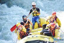 Extreme Waves 14 Agosto 2015 / #Rafting #Ropescourse