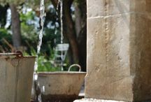 Fountains, taps & water features