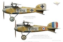 WW I planes