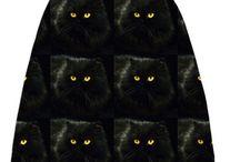 Cat Skirts