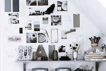 Inspiration / Interior design