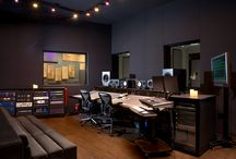 Hybrid Studios' Recording Studio / Featuring the SSL4064G+ console, an integrated ProTools HD system, and a fantastic collection of outboard gear. Pristine mastering grade acoustics and large enough for any sized group or project.