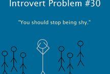 Introvert problem
