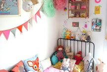 Kiddie's rooms