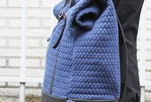bags*** inspiration / #bag #sewing