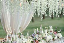 Luxurious Wedding Ideas / Wedding decor