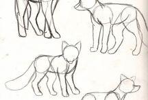 Tegne dyr