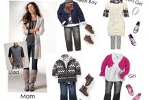 Winter Photo Sessions - What to wear / by Elaina Janes