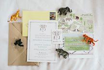 Wedding Theme Invitations