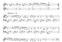 partitions musique