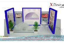 X Design Colombia / Arquitectura efimera, Exhibición comercial, señalización, impresión digital. Diseño, producción y montaje. Móvil: 57+1+3102802674 Tel.: 57+1+9074747