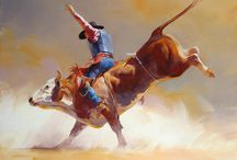 cowboy art / by Lynn Thomas