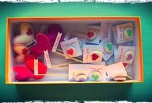 San Valentín Sra.O / Cositas hechas con el corazón...