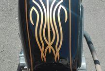 cmc customs / Custom bike builds and paint jobs