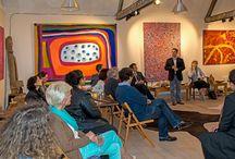 Conférence Art Aborigène / Art Aborigène d'Australie. Peintures d'Art Aborigène. Galerie d'art. Aboriginal art. Conférences.