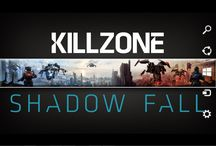 Killzone Shadow Fall Intercept Game / Theme For Windows 7 8 8.1