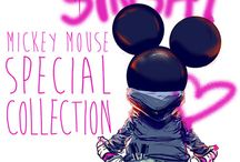 MICKEY MOUSE Special Collection