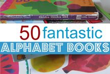 1st (1) Alphabet Books and Children who read them