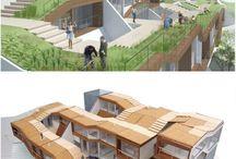 modern flats