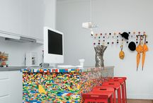 Family Time / Cool design and fun inspiration for the home!