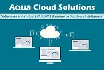 Aqua eSolutions Cloud / #AquaCloudSolutions #Cloud #SoftwareOnline