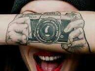 Bem bolado / Tatto maq foto