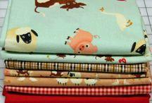 fabric / by Jen's Sunshine Farm
