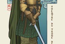 Ladies of Westeros
