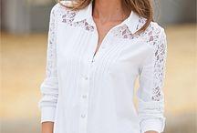 bluzki eleganckie