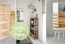 Muebles caseros