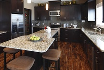 Kitchen Remodel Ideas / Kitchen remodeling we have done or that we would like to do!