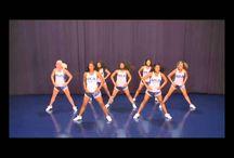 dance team / by Jen Redick Hopkins