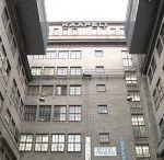 La ex Kaapelitehdas Cable Factory di Helsinki  / Oggi il più grande centro culturale in Finlandia