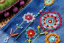 Ideias para usar / Dicas de crochê do site www.floresdecroche.com.br  Visite-nos Curta no FB: @clubedecrocheoficial