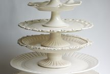 Cake Stands / by Kaye Carter-Sparrow
