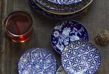 Keramik och porslin