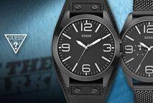 Ανδρικά ρολόγια GUESS! Για μοντέρνες και σπορ εμφανίσεις!!!