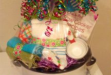Auction Ideas/Gift Baskets / by Marcella Lewis