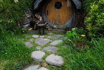 Maisons de hobbit