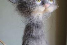 drunck cat