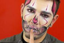 Trucchi di halloween / sei alla ricerca di look per halloween in una lingua a te comprensibile e semplici ?! ecco la soluzione