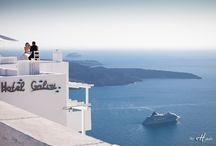 Santorini Greece Wedding Photos