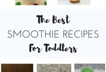 Toddler Food / Toddler food recipe ideas to make your toddler happy. Easy kid meals. Recipes for picky eaters and fussy eaters.