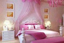 Dormitorios de Nenas
