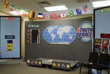 VBS-2014 / Answers in Genesis  International Spy Academy