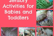 Sensory and Learning Playtime Activities for Gus / by Kara Bourn