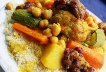北アフリカ料理