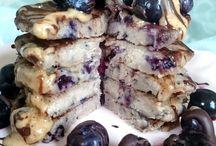 Food: Healthy Eating - Breakfast / Nutritious Breakfast foods