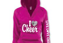 All things CHEER  / by Carmen Neely